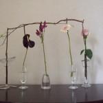 花のペンダント